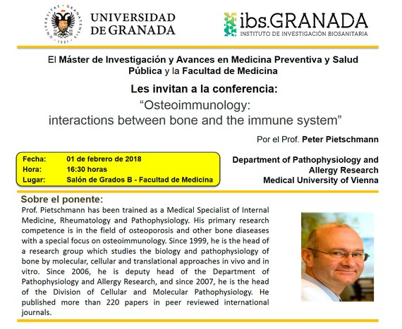 Osteoimmunology conference: interactions between bone and the immune system